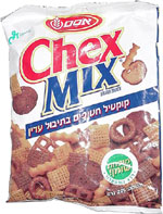 Osem Chex Mix Natural Flavored Cocktail Snack