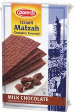 Osem Israeli Matzah Milk Chocolate