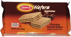 Osem Chocolate Flavored Wafers