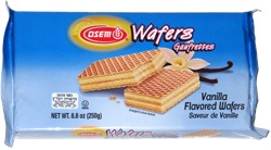 Osem Vanilla Flavored Wafers