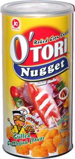 O'Tori Nugget Grilled Cuttlefish Flavor