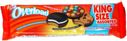 Overload King Size Assorted Peanut Butter Cups (red package)