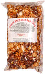 Ozark Mountain Popcorn Chocolate & Toffee