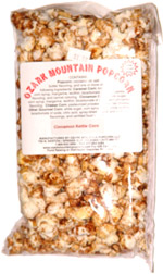 Ozark Mountain Popcorn Cinnamon Kettle Corn