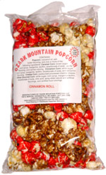 Ozark Mountain Popcorn Cinnamon Roll