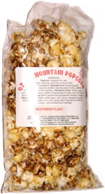 Ozark Mountain Popcorn Root Beer Float