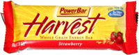 PowerBar Harvest Strawberry Whole Grain Energy Bar
