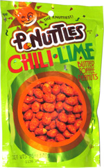 P.Nuttles Chili-Lime Butter Toffee Peanuts