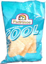 Padrinos Cool Ranch Flavored Tortilla Chips
