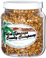 Palm Springs Candy Company Caramel Corn Toffee Cashew Almond