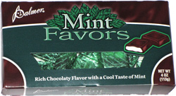 Mint Favors