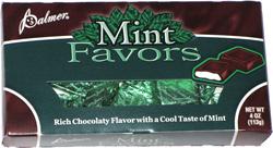 Mint Favors
