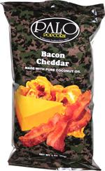 Palo Popcorn Bacon Cheddar