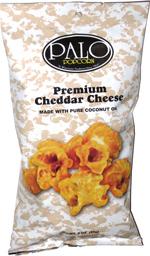 Palo Popcorn Premium Cheddar Cheese