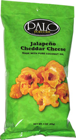 Palo Popcorn Jalapeno Cheddar Cheese