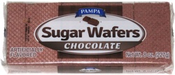 Pampa Sugar Wafers Chocolate