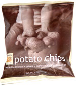 Panera Bread Potato Chips