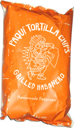 Paqui Tortilla Chips Grilled Habanero