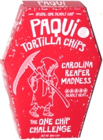 Paqui Tortilla Chips Carolina Reaper Madness