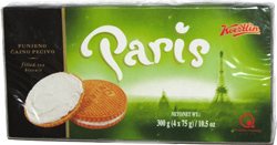 Paris Filled Tea Biscuit