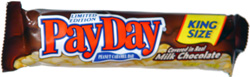 PayDay Covered in Real Milk Chocolate