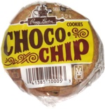 Peggy Lawton Choco-Chip Cookies
