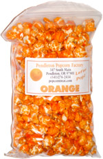 Pendleton Popcorn Factory Orange