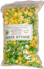 Pendleton Popcorn Factory Quack Attack