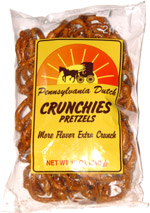 Pennsylvania Dutch Crunchies Pretzels