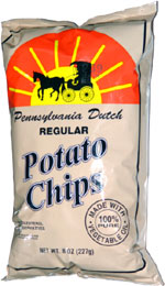 Pennsylvania Dutch Regular Potato Chips