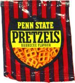 Penn State Pretzels Barbecue Flavor