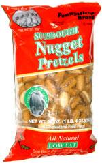 Pennysticks Sourdough Nugget Pretzels