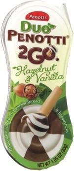 Duo Penotti 2 Go Hazelnut & Vanilla