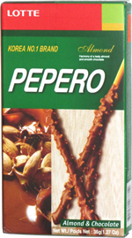 Pepero Almond & Chocolate