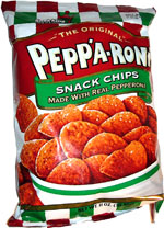 Peppa-Roni Snack Chips