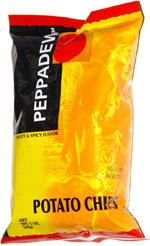 Peppadew Sweet & Spicy Flavor Potato Chips