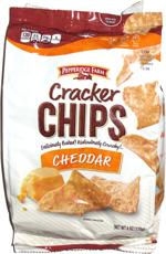 Pepperidge Farm Cracker Chips Cheddar