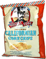 Phileas Fogg Californian Corn Chips