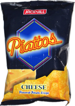 Piattos Cheese Flavored Potato Crisps