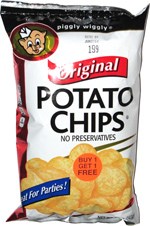 Piggly Wiggly Potato Chips