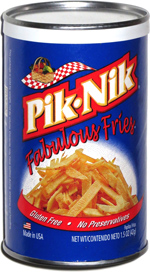 Pik-Nik Fabulous Fries