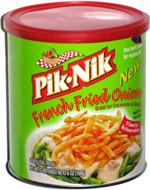 Pik-Nik French Fried Onions