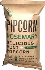 Pipcorn Rosemary Delicous Mini Popcorn