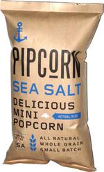 Pipcorn Sea Salt Delicious Mini Popcorn