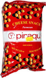 Piraque Cheese Snack Parmesan