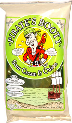 Pirate's Booty Sour Cream & Onion
