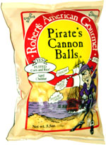 Pirate's Cannon Balls