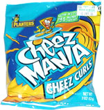 Planters Cheez Mania Cheez Curls