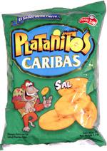 Platanitos Caribas Sal
