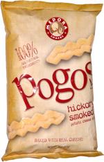 Pogos Hickory Smoked Potato Cheese Sticks